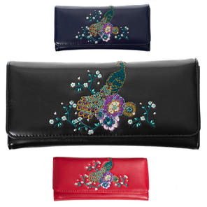 Dancing Days Mayuree Peacock Wallet
