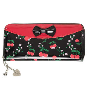Dancing Days New Romantics Cherry Wallet