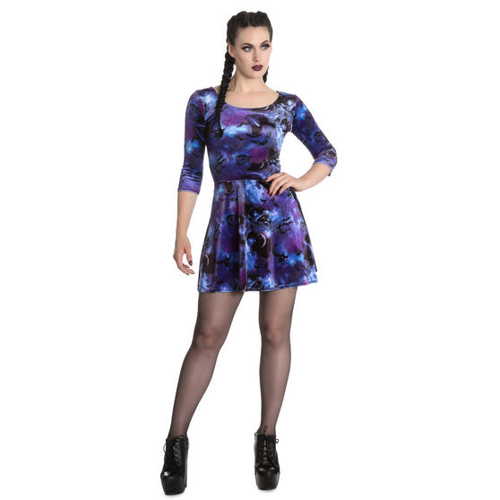 Hell Bunny Spin Doctor Orpheus Dress