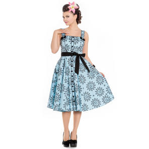 Hell Bunny Sailor Girl 1950s Dress