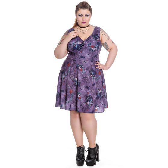 Spin Doctor Raven Dress