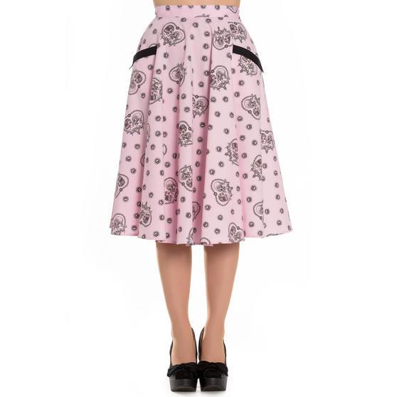 Hell Bunny Keepsake Skirt