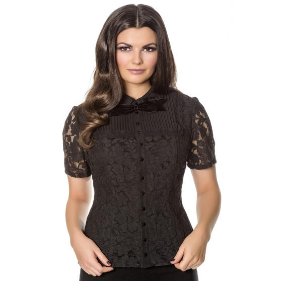 Spin Doctor Rowena Top