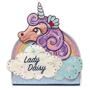 Irregular Choice Lady Daisy Unicorn Handbag