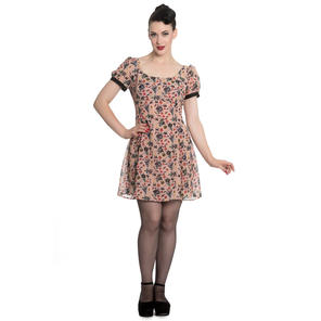 Hell Bunny Witchy Mini Dress