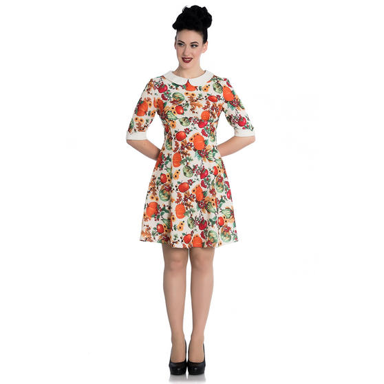 Hell Bunny Autumn Mini Dress