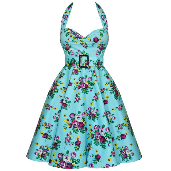 Hell Bunny Mayday 1950s Dress