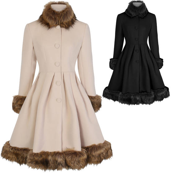 Hearts and Roses London Elsie Coat