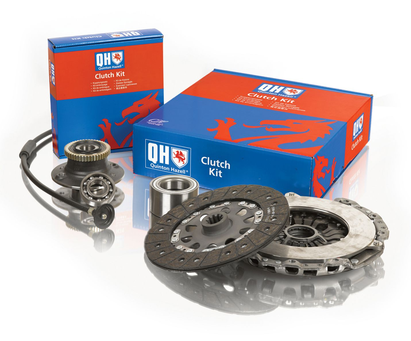 Mg Zs 180 Genuine Qh Clutch Kit Transmission Replacement Spare Part