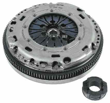 Details about VW Golf V Mk5 2007-2009 Sachs Flywheel And Clutch  Transmission Replace Part