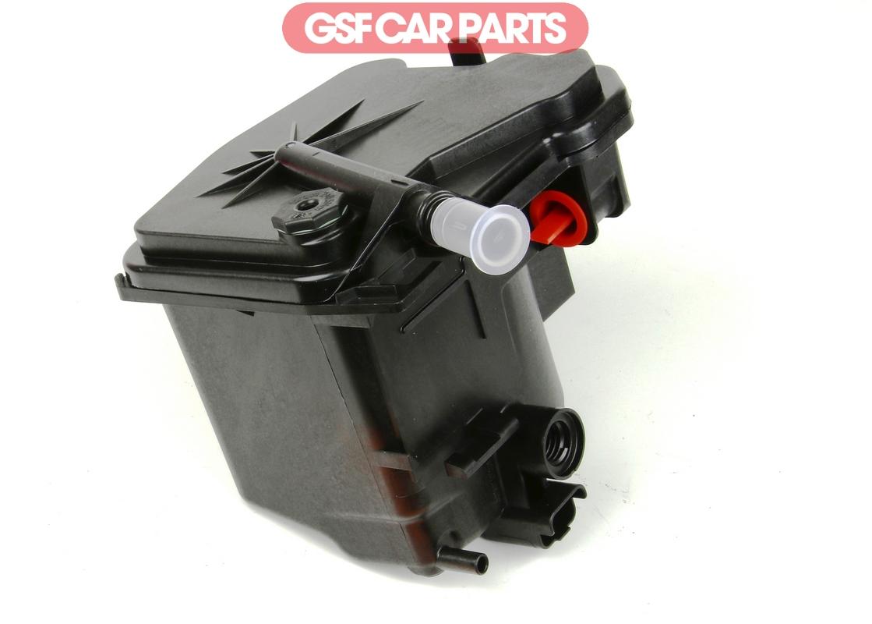 Mazda 3 Bk 2004 2009 Mann Fuel Filter Engine Service Replacement Location Spare Part