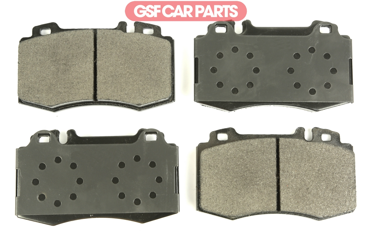 Brembo Front Brake Pad Set For Mercedes Benz Clk 500 320 Cdi 350 55 Amg