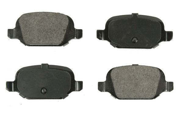 New Fiat Panda 169 1.4 Genuine Mintex Rear Brake Pads Set