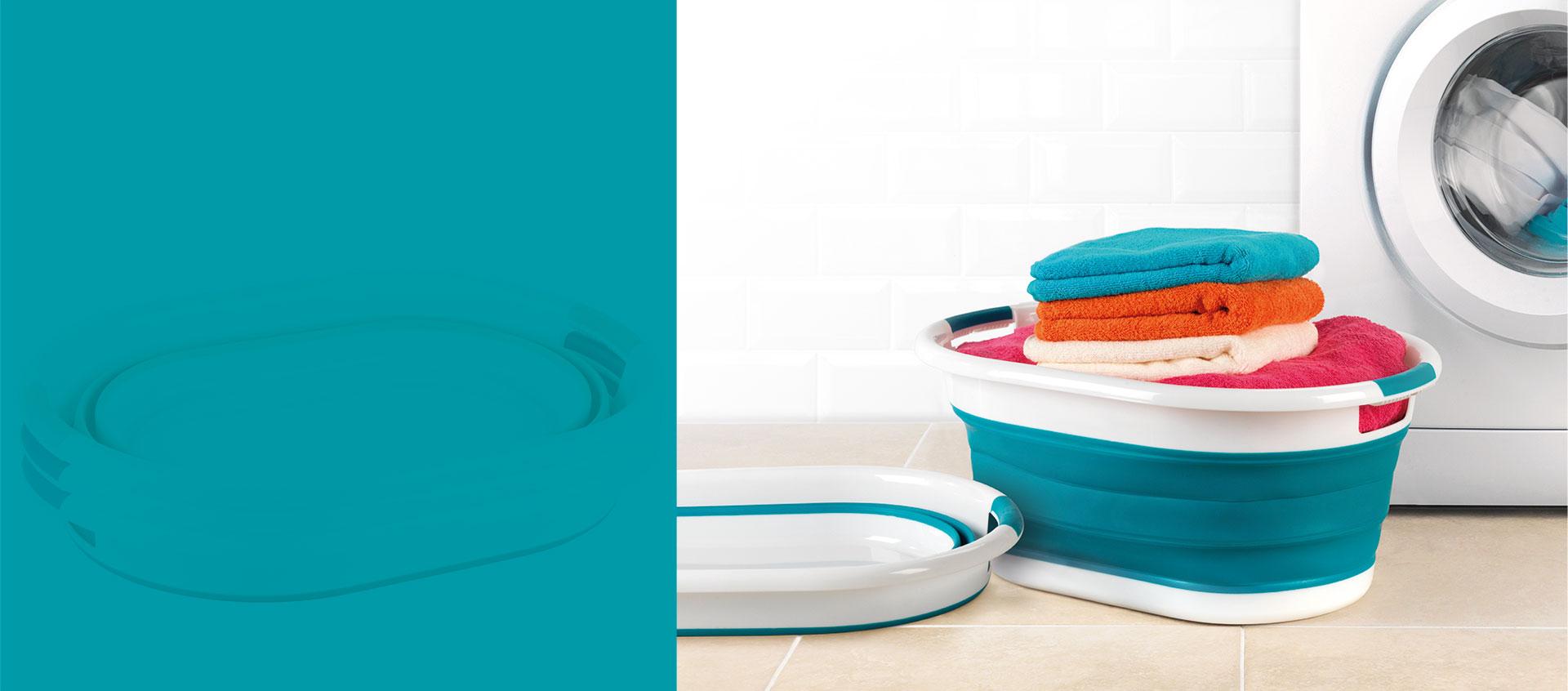 Make light work of laundry