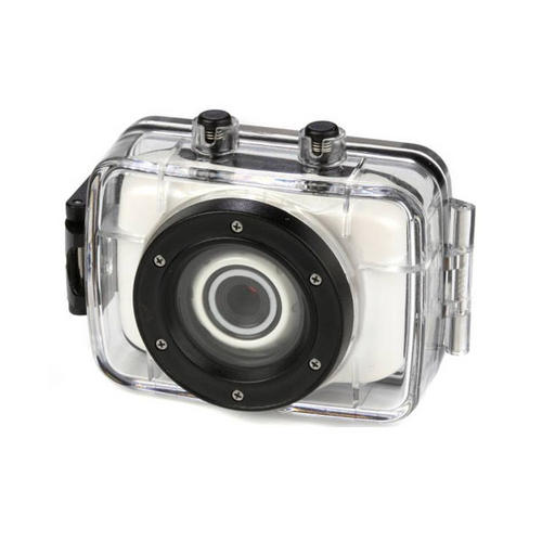 Intempo Action Camera With Waterproof Housing