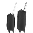 "18"" & 22"" Black ZFrame Super Lightweight Suitcases Thumbnail 2"