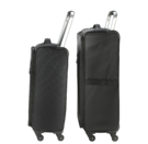 "22"" & 26"" Black ZFrame Super Lightweight Suitcases Thumbnail 2"