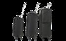 "18"", 22"", 26"" Black ZFrame Super Lightweight Suitcase Set Thumbnail 2"