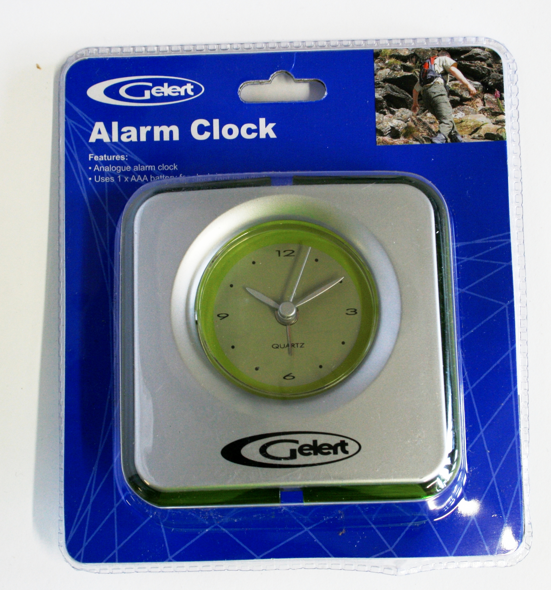Gelert Acc326 Alarm Clock From No1brands4you Alarm