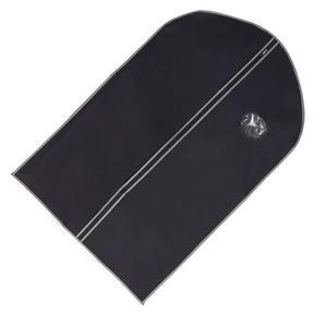 H & L Russel CAB1318 Soft Touch Suit Cover Bag, Navy Blue Thumbnail 1