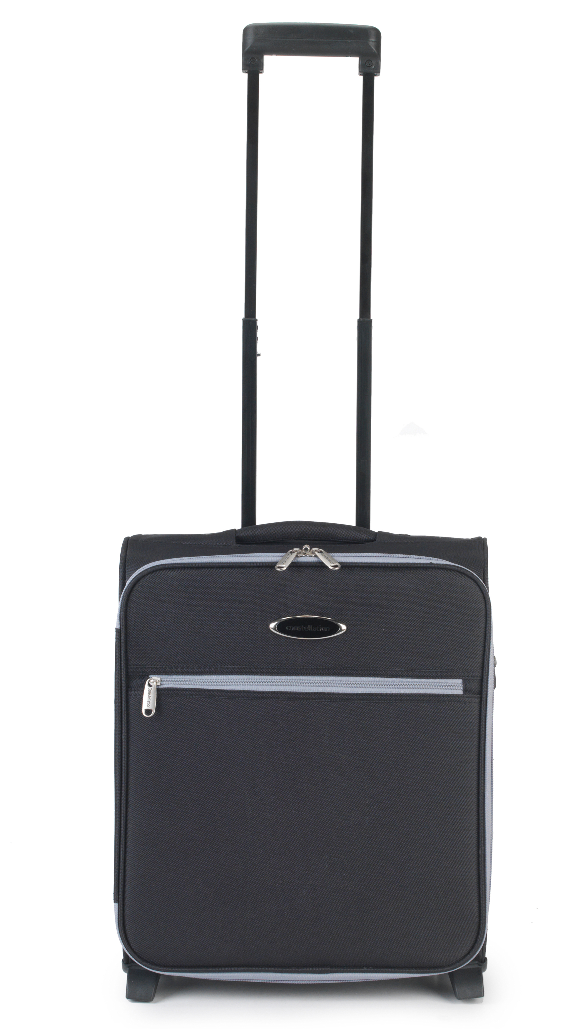 Constellation Lg00321bgstk Easyjet Roved Maximum Capacity Cabin Case Black Grey