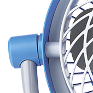 Beldray Blue Mini Industrial Fan Thumbnail 5