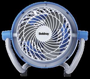 Beldray Blue Mini Industrial Fan Thumbnail 1