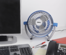 Beldray Blue Mini Industrial Fan Thumbnail 4