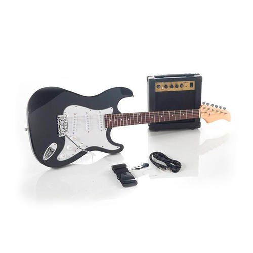 intempo electric guitar and amplifier speakers no1brands4you. Black Bedroom Furniture Sets. Home Design Ideas