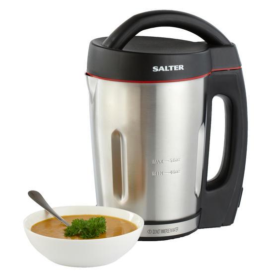 salter electric soup maker soup makers salter. Black Bedroom Furniture Sets. Home Design Ideas