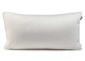 Dreamtime MFDT82099 Memory Foam Choice Comfort Pillow, Cotton, White, Set of Two Thumbnail 3