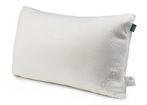 Dreamtime MFDT82099 Memory Foam Choice Comfort Pillow, Cotton, White, Set of Two Thumbnail 4