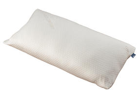 Dreamtime MFDT82099 Memory Foam Choice Comfort Pillow, Cotton, White, Set of Two Thumbnail 6