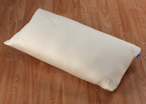 Dreamtime MFDT82099 Memory Foam Choice Comfort Pillow, Cotton, White, Set of Two Thumbnail 8