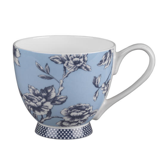Portobello CM02328 Sandringham Regency Bone China Mug