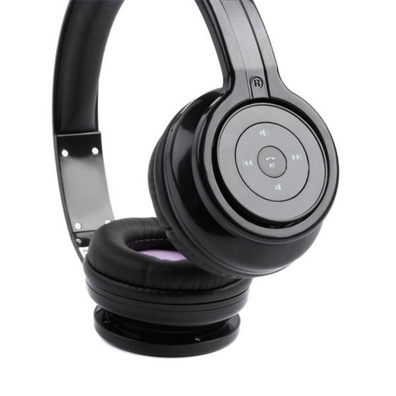 Intempo Bluetooth Headphone Black