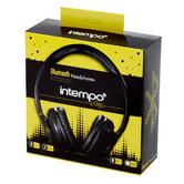 Intempo Bluetooth Headphone Black Thumbnail 4