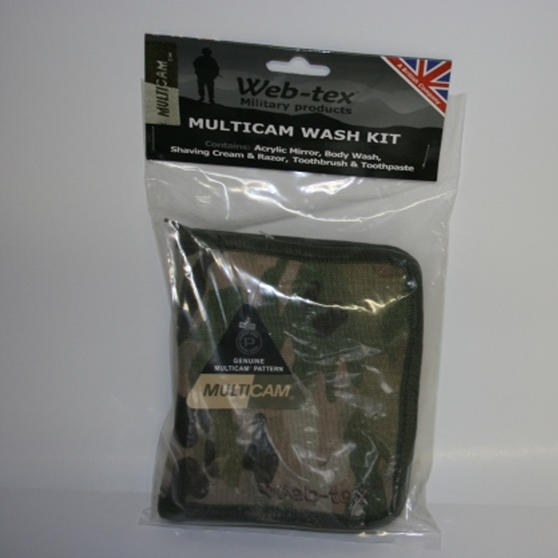 Multicam Wash Kit