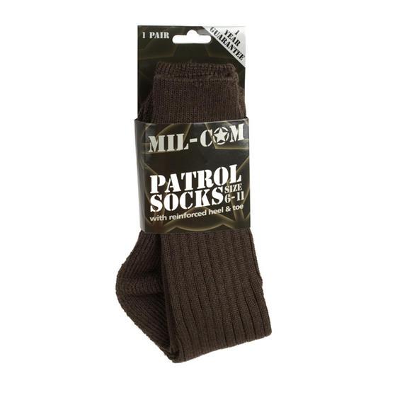 Patrol Socks Green