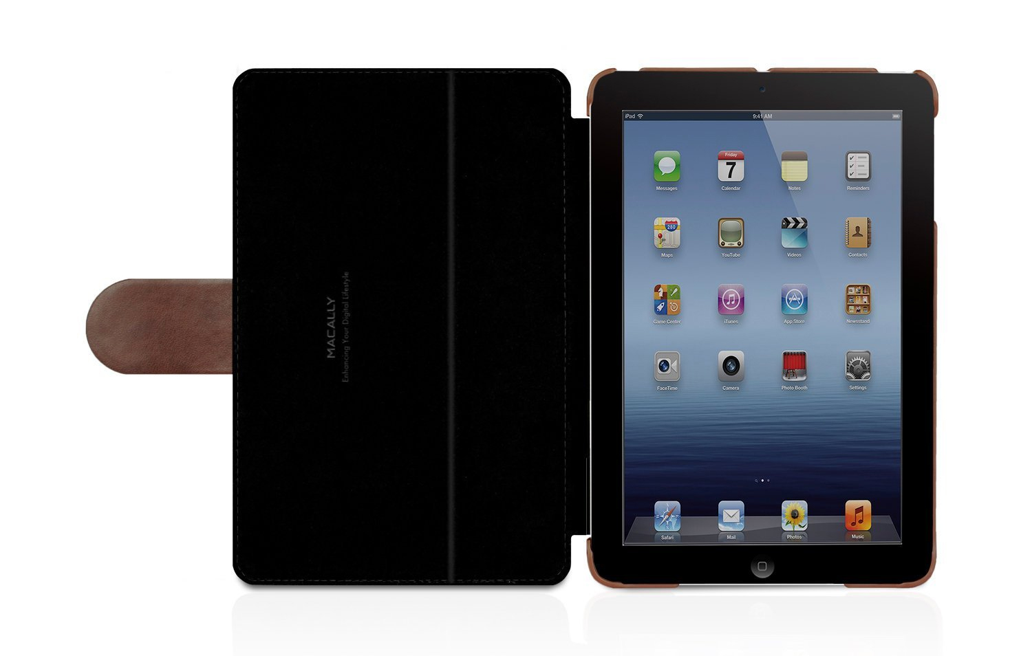 Macally Ipad Mini Case Blue No1brands4you