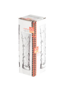 RCR Laurus Crystal Vase, 190ml Thumbnail 3