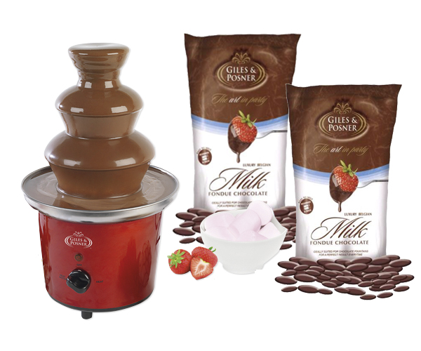 Giles And Posner Chocolate Fountain Manual Best Fountain 2018