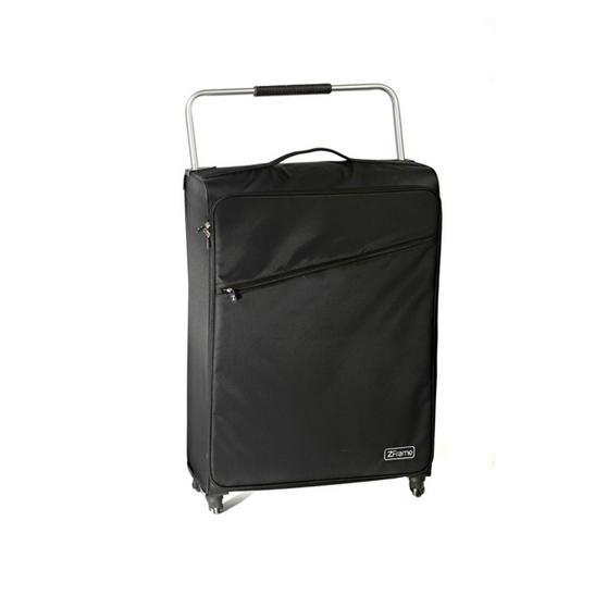 """26"""" Black ZFrame Super Lightweight Luggage"""
