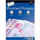 A4 Punched Pockets  Thumbnail 1
