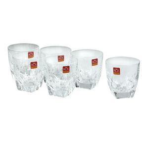 RCR Italian Manufactured Fior Di Loto Set Of 6 Whisky Glasses Thumbnail 3