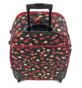 "Constellation 3 Piece Ditzy Floral Print Suitcase Set 18"", 22"" & 26"" Thumbnail 3"