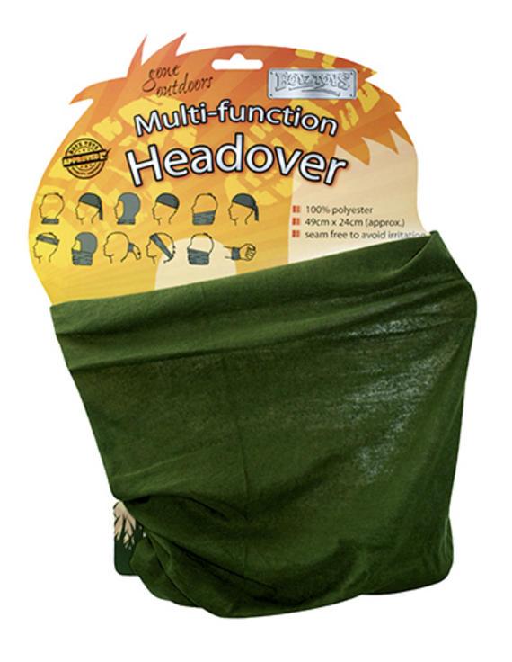 Multifunctional Headover