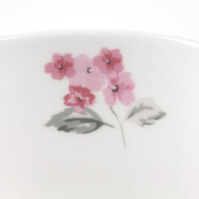 Portobello CM02322 Sandringham Ami Pink Bone China Mug Thumbnail 6