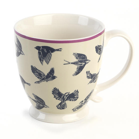 Cambridge Kensington Avairy Fine China Mug