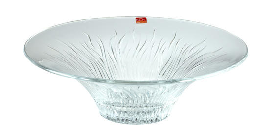 RCR Fire Crystalite Centrepiece Bowl